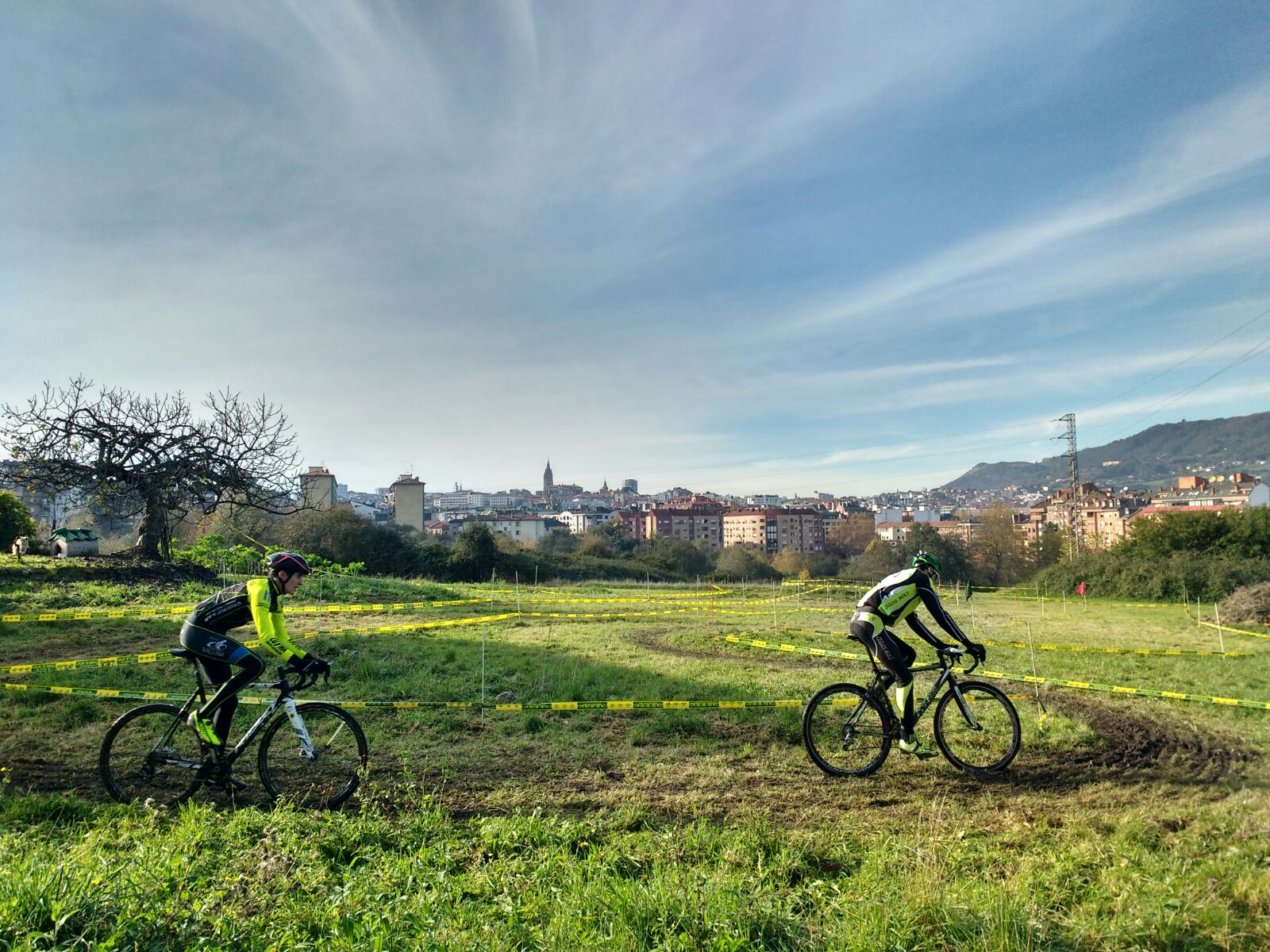 La Tenderina ya respira ciclocross
